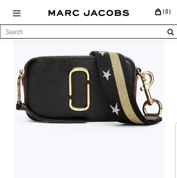 657c0e268846 Marc Jacobs Snapshot Crossbody Bag